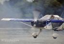 Exhibición de Los pilotos de Hangar del Cielo